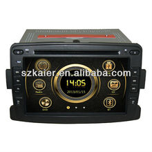 7'' car dvd gps for Renault duster 2012-2013