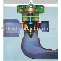 Water Turbine/Axial flow hydraulic turbine
