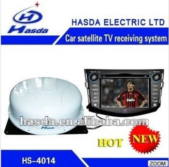 Marine Satellite TV Receiving System