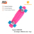 22inch Wholesale cruiser skateboard for kids Plastic fish skateboard colorful wheels
