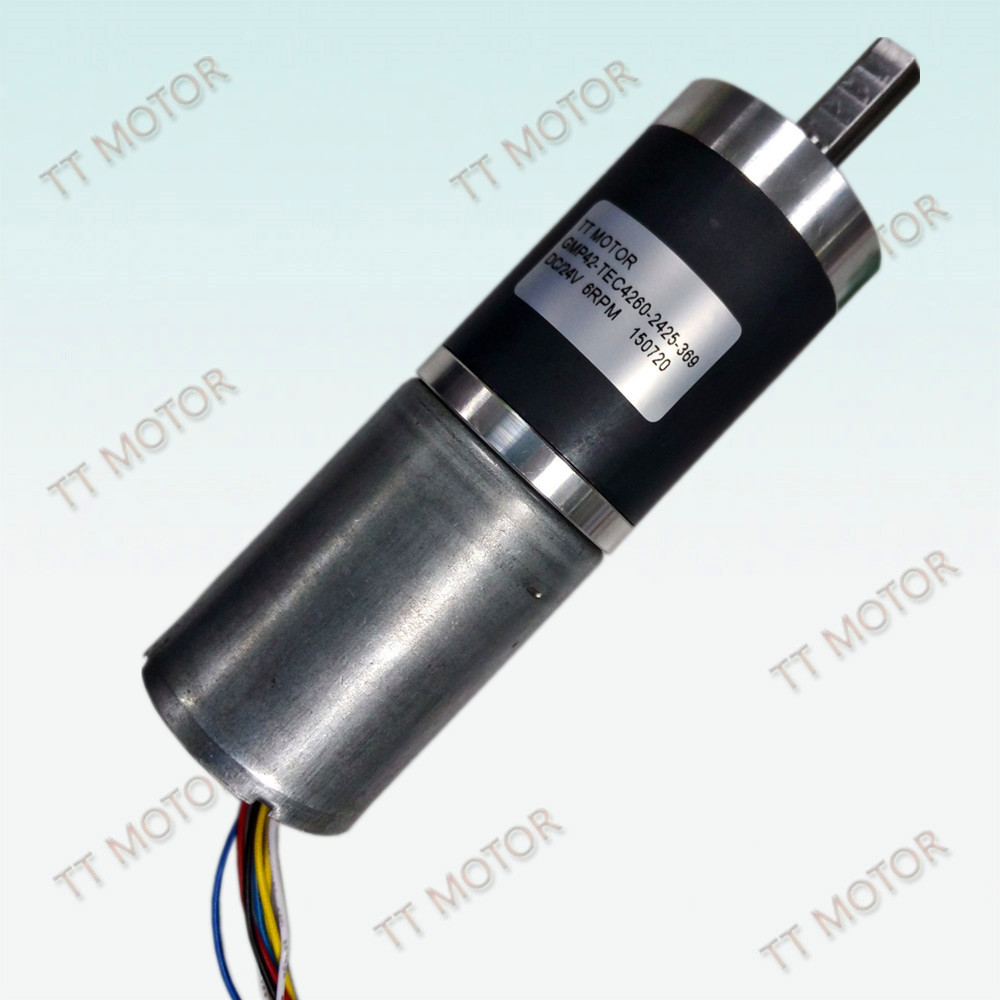 dc 12V/24V brushless motor 42mm diameter high torque speed customized electric motor