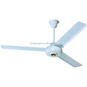 "2018 hot 3 blades 48"" 56"" 60inch CB Japan Malaysia industrial KDK TMT SMC ceiling fan 2019 new high air electric decorative wall"