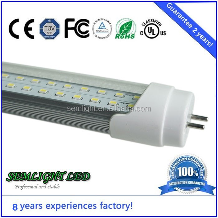 Professional Super Bright 4feet 18W Led Red Tube Com