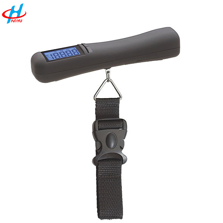 HY-JE 50kg portable digital luggage weighing scale