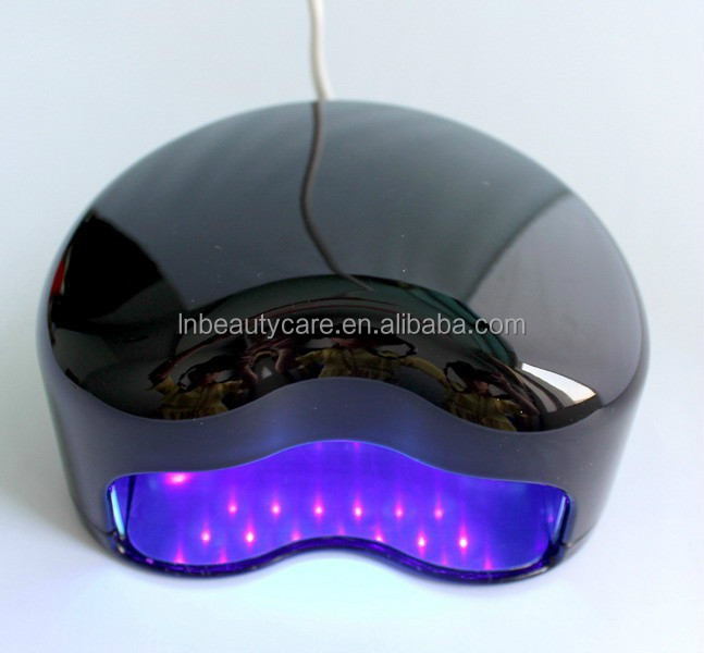 coeur style 3 w led manucure machine ongles 3 watts led gel durcissement s che lumi re lampe. Black Bedroom Furniture Sets. Home Design Ideas