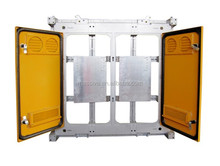 2013 xxx new images full color led display waterproof die-casting aluminum cabinet 960X960 sreial