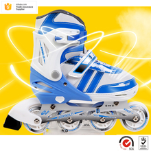 Factory Supply Professional OEM Inline Skating Four Wheels Single Roller Skates for Sale