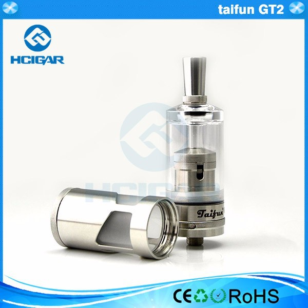 Top quality electronic cigarette Taifun GT v2 rda in stock and fresh choice electric cigarette machine