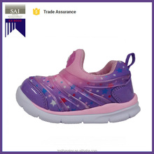 High Quality Environmental Friendly and Comfortable Baby Kids Running Sport Shoes