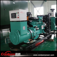 water cooled 100% copper brushless alternator generator 100 kw