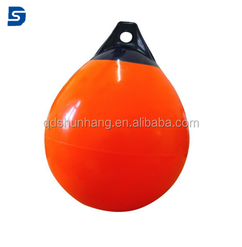 Factory Supply Spherical Subsea Buoy CCS Certificate PVC Fender Polyform