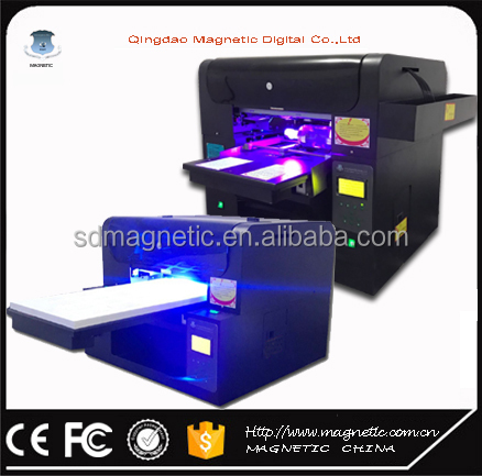 Digital ID Card UV printer/ ID business Card Printing Machine for Sale