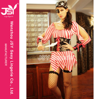 New Fashion 2015 Halloween costumes china wholesale Women Pirate Costumes