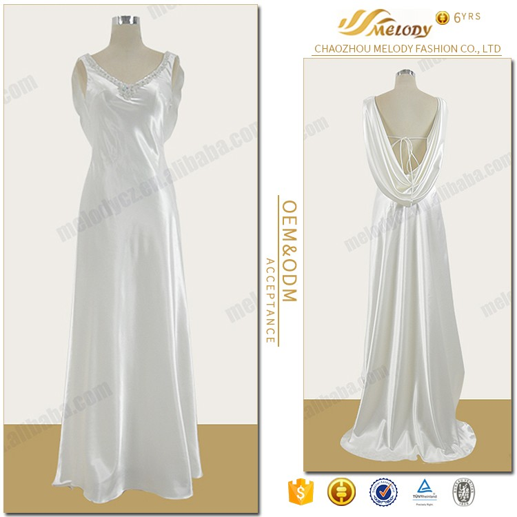 Famous factory stretch imitated white elegant real designer cocktail dresses