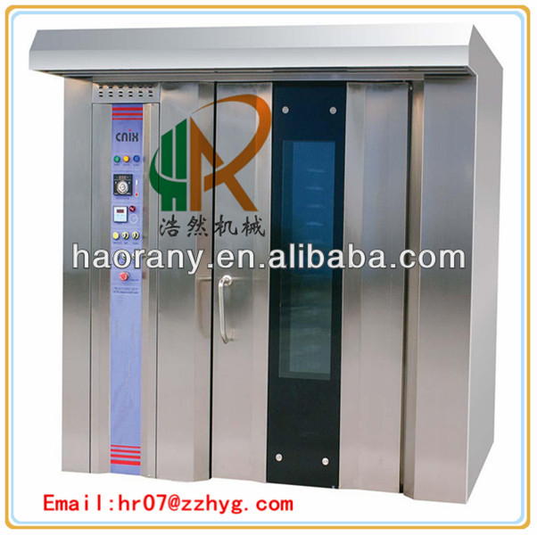 Hao Ran Professional Manufacture Rotary Bread Oven Price