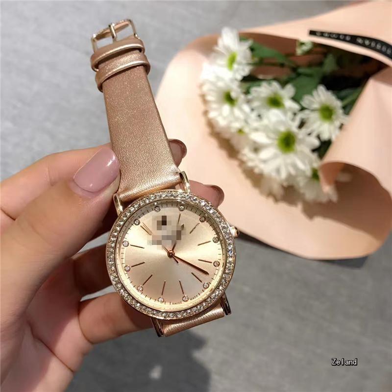 Swan series fashion design restoring ancient ways the Swiss watch watch lady wrist watch