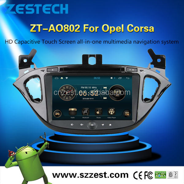 Android5.1 car DVD GPS navigation For Opel Corsa Android5.1 car DVD GPS navigation auto radio car multimedia