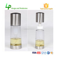 Stainless and Plastic Body Cooking Oil Spray Bottle