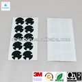 Die cut EPDM foam part with adhesive