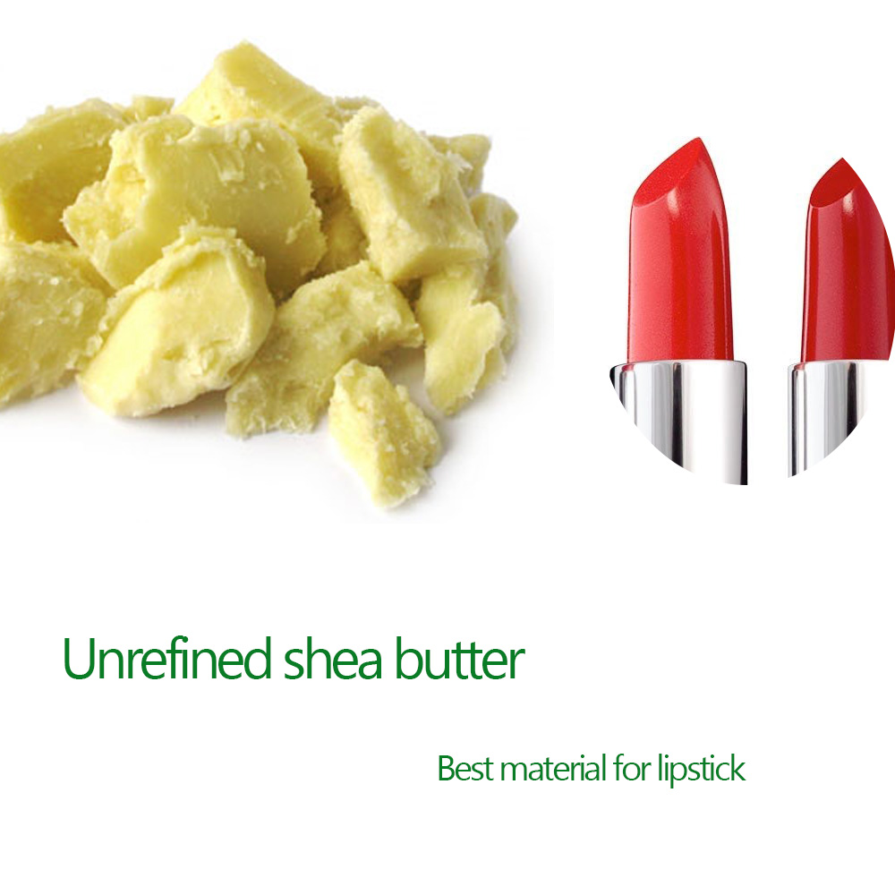 Cosmetic Grade Unrefined Pure Natural Shea Butter Cream