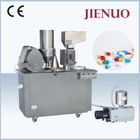 Semi automatic 2# hard gelatin capsule filling machine