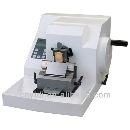 Semi Automatic Computer Microtome YD-335