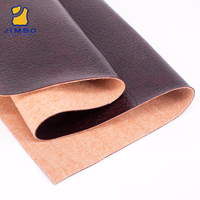 China Manufacturer Competitive Factory Price Embossed Pattern PU Artificial Leather For Shoes