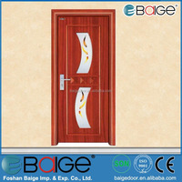 BG-W9026 simple designs vent interior bedroom door prices