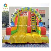 Newest residential inflatable big water slides for sale