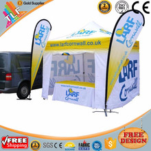 Outdoor exhibition waterproof booth trade show tent