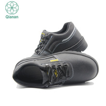 China Manufacture Leather Safety Shoes Boots for Men