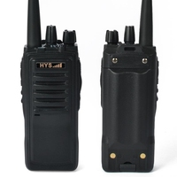 8W Scanners Handheld Police Ham Radio Transceiver