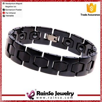 2015 white gold wholesale ceramic bracelet
