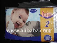 Bonjour Baby disposable diapers