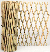 2016 WY-156 Cheap flexiable bamboo wooden folding trellis for supporting garden flower