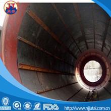UHMWPE chute liner/coal bunker for coal chute