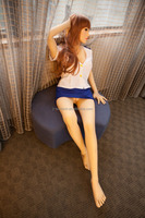 New sex toy 158 cm video japan sexy girl used sex dolls sex doll for men