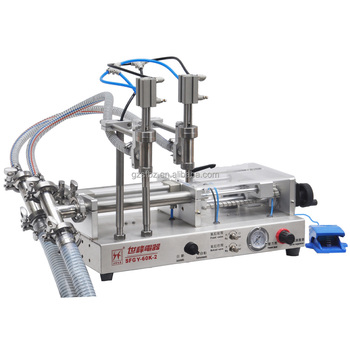 Disinfectant Filling Machine Toothpaste Filling Machine Cream Filling Machine