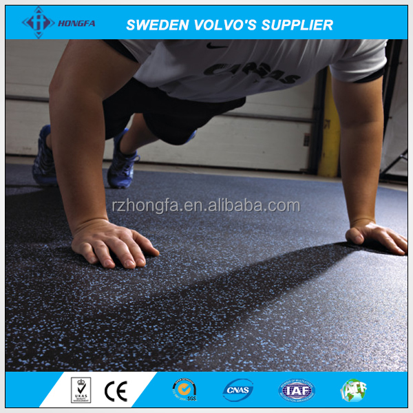 Durable Sport Gym Floor Covering
