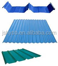 Prepainted/ Prepaint Color Corrugated Galvanized Steel Sheet cheap roofing materials