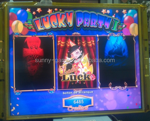 Lucky Party 3 in 1 V1 Slot Game Board PCB