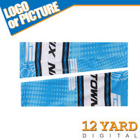 Sublimation fashion cheap printing outdoor cycling arm sleeve &custom sport arm sleeve