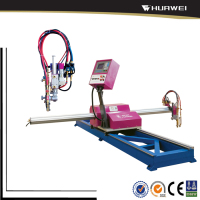 Mini portable cnc plasma and oxygen cutting machine