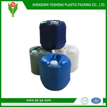 High quality plastic chemical barrel 30, 25,20 liter/olive oil barrel/engine oil barrel