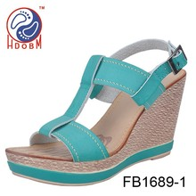 Green slingback wedges!Latest shoes design 2013 women