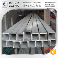 SS400/Q235/ST37-2 SQUARE STEEL PIPE/TUBE/HOLLOW SECTION MANUFACTURER