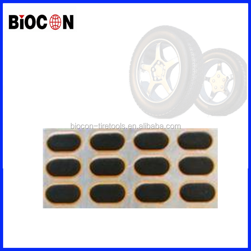 china factory Bike tyre inner tube repair patch for tire puncture kit,high quality tube repair cold patch