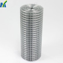 Factory supply 3/4 inch square hole welded wire mesh
