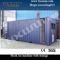 Cheap small block ice maker block ice machine for big ice block making