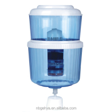 16L/12L/10L Portable Economical Mineral Pure Water Purifier Pot Water Dispenser Bottles / Bucket